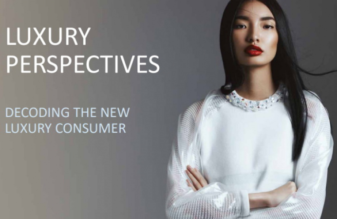 Luxury perspectives - Decoding the new luxury consumer