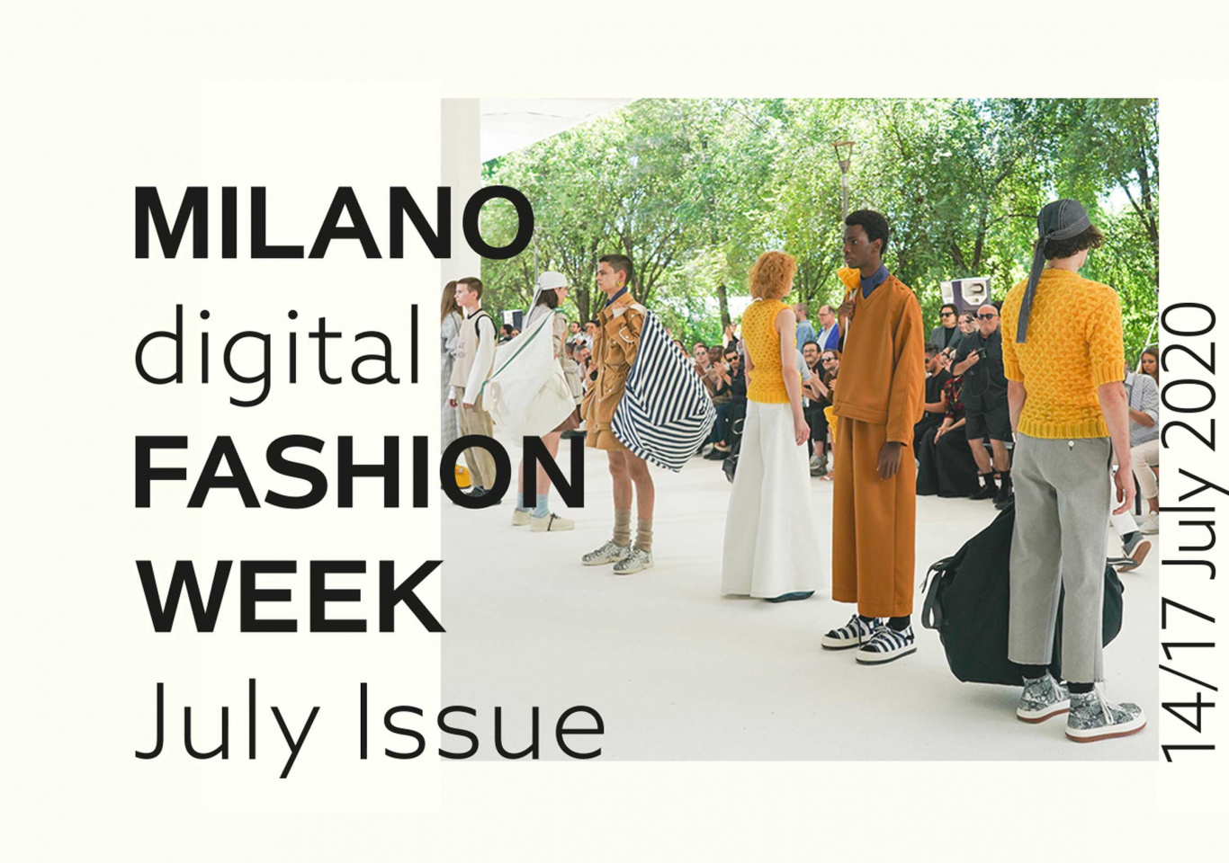 MILANO DIGITAL FASHION WEEK   JULY ISSUE • Camera Nazionale della