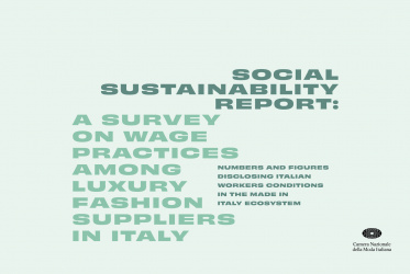 Social Sustainability Report