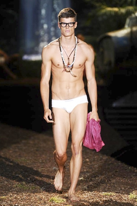 Fotoservizio/SS 2014/MEN/DSQUARED2/DP1/0