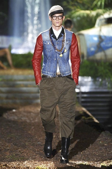 Fotoservizio/SS 2014/MEN/DSQUARED2/DP1/1