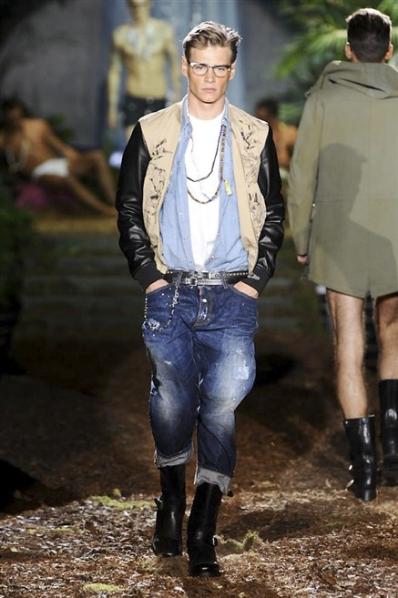 Fotoservizio/SS 2014/MEN/DSQUARED2/DP1/6