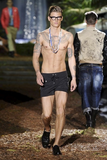 Fotoservizio/SS 2014/MEN/DSQUARED2/DP1/7