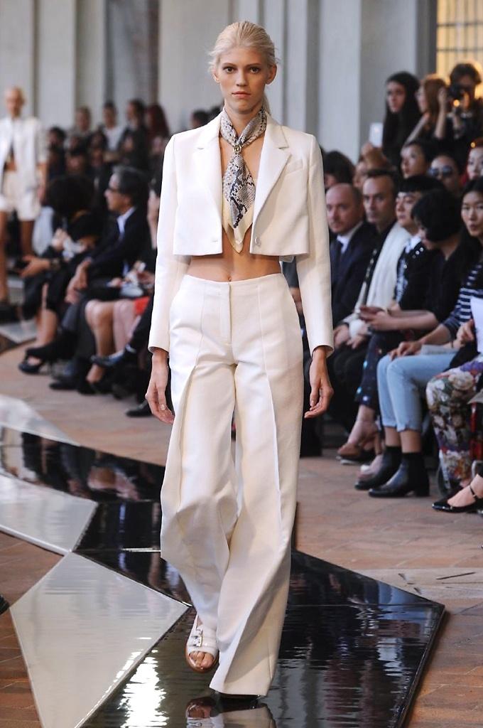 f51a65ad0f La prima volta di Gaia Trussardi • Camera Nazionale della Moda Italiana