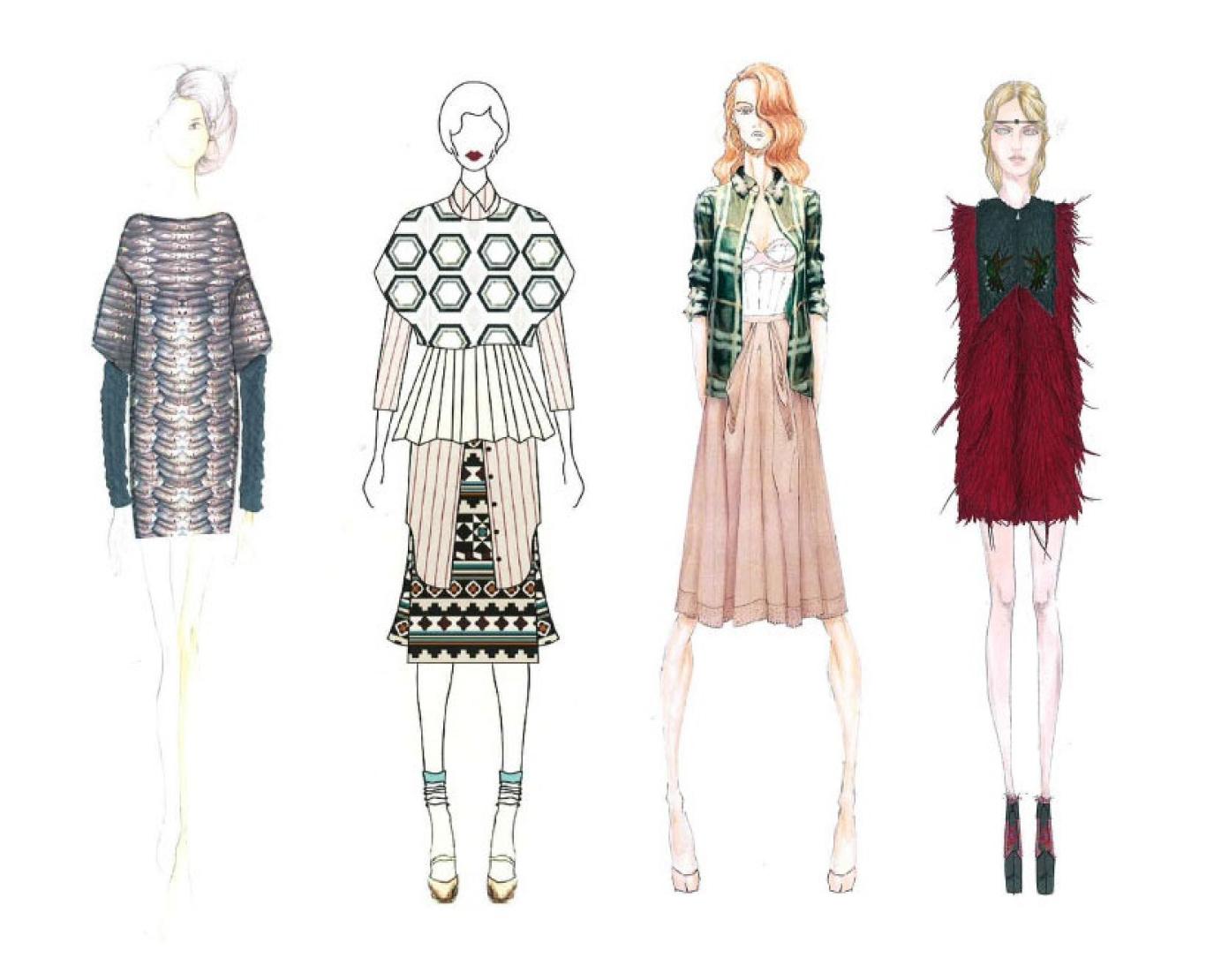 I vincitori di next generation 2013 camera nazionale for Design della moda milano