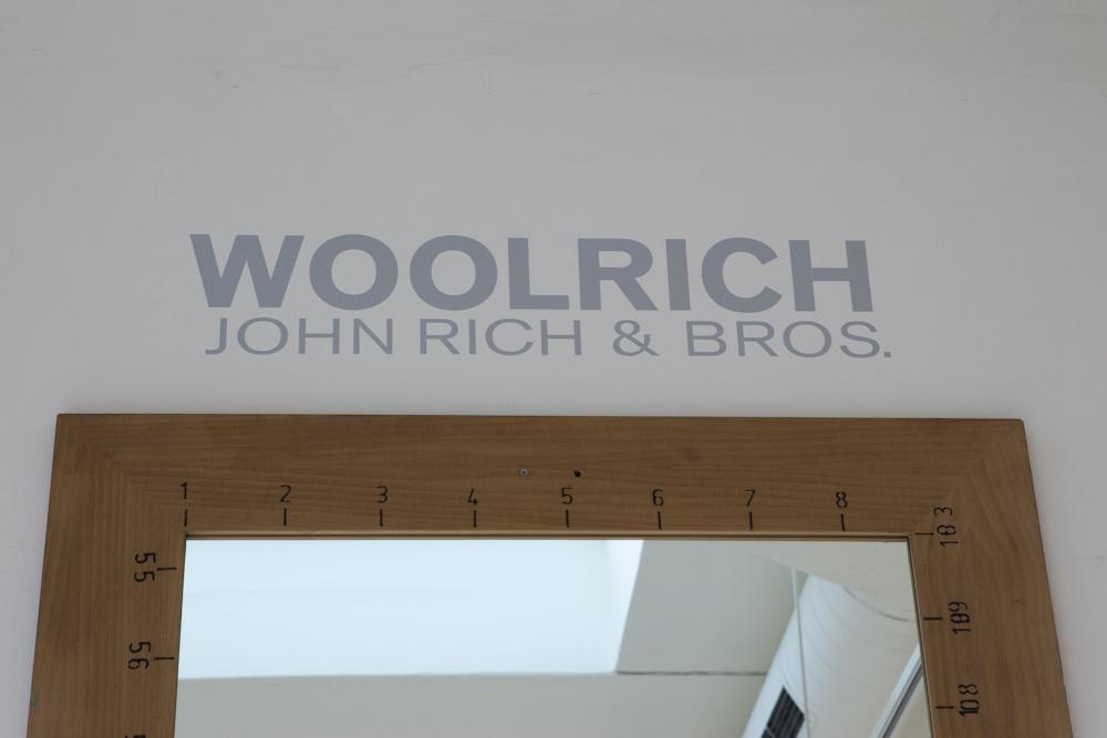 PRESENTAZIONE WOOLRICH JOHN RICH & BROS 53