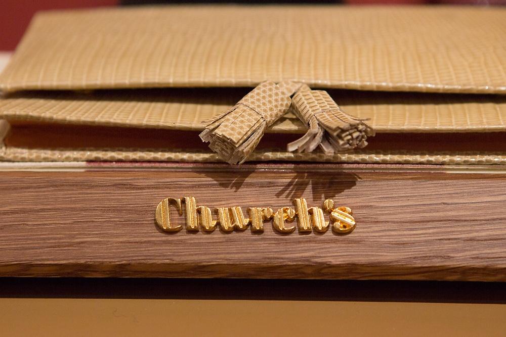 Presentazione S/S 2015 - Church's 3