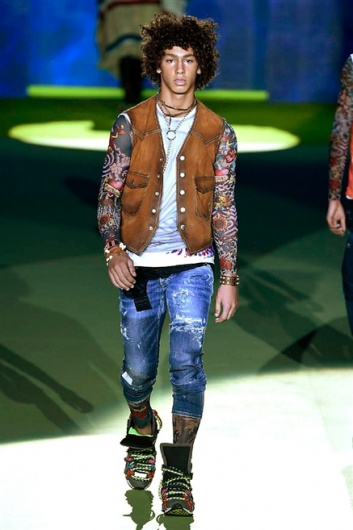 Fotoservizio/SS 2016/MEN/DSQUARED2/DP1/2