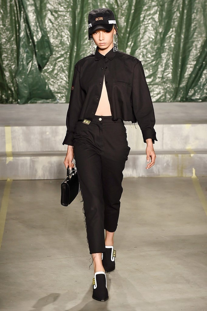 sale retailer 4200c 739b6 Sfilata GCDS • Milano Moda Donna S/S 2019