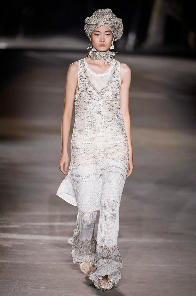 promo code ba417 30150 Sfilata MISSONI • Milano Moda Donna S/S 2019