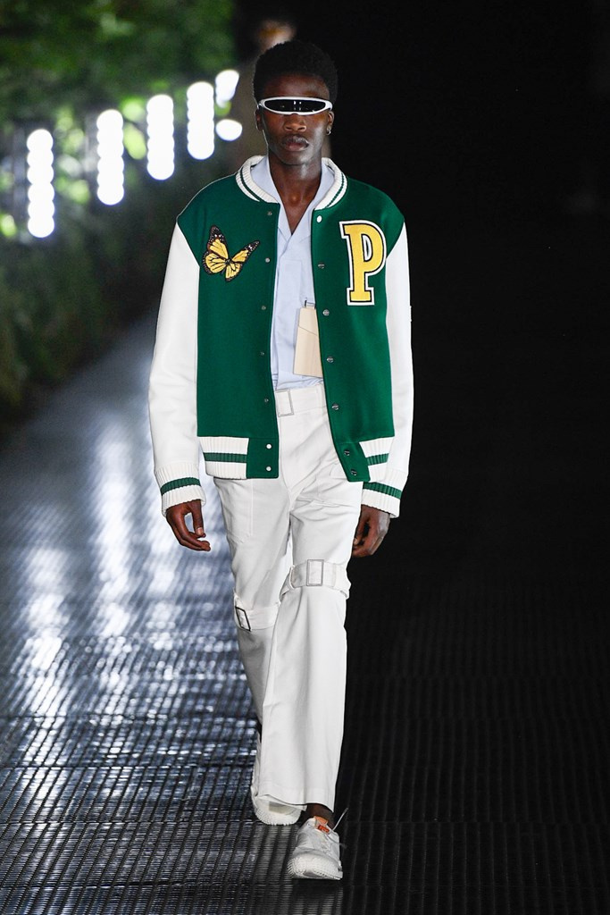 Fotoservizio/SS 2020/MEN/SFILATA/PALM ANGELS/DP2/2