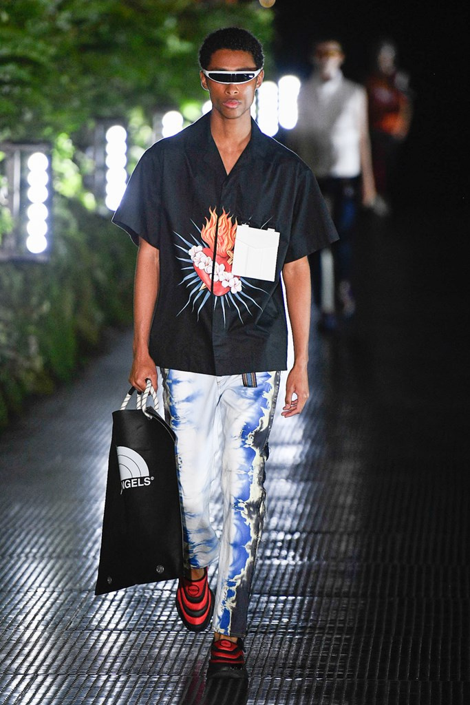 Fotoservizio/SS 2020/MEN/SFILATA/PALM ANGELS/DP2/22