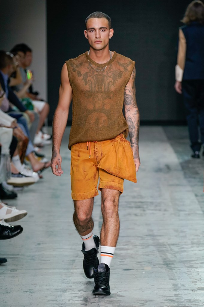 Fotoservizio/SS 2020/MEN/SFILATA/DAVID CATALAN/DP2/8