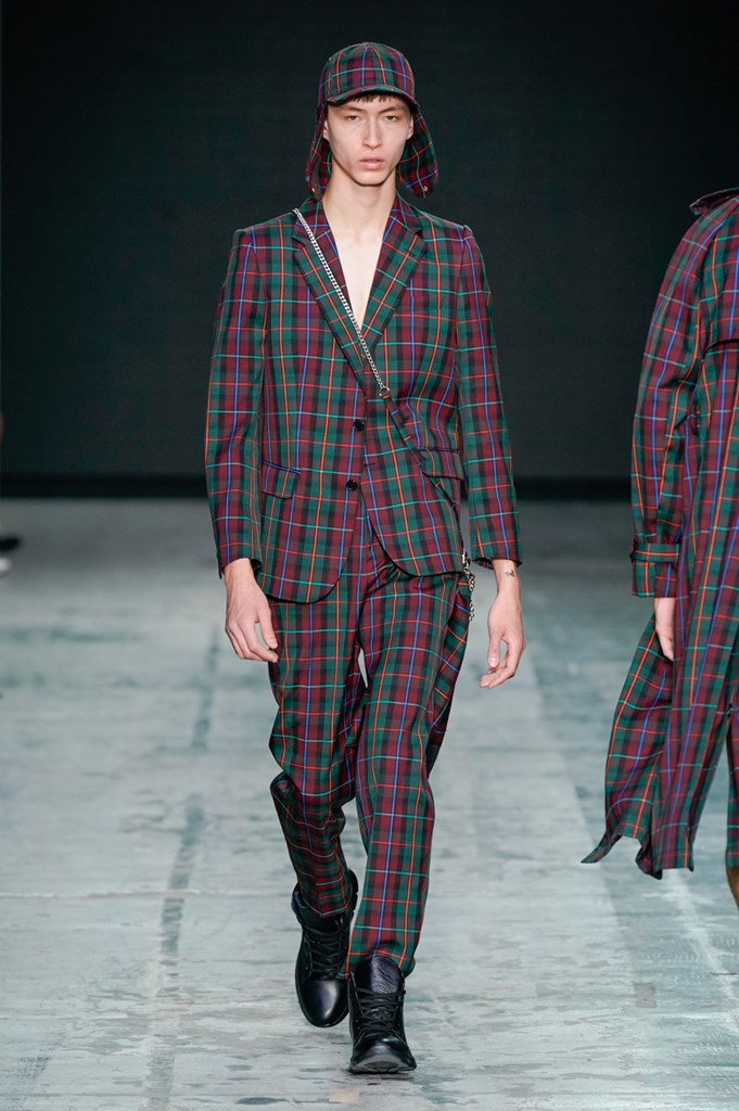 Fotoservizio/SS 2020/MEN/SFILATA/DAVID CATALAN/DP2/13