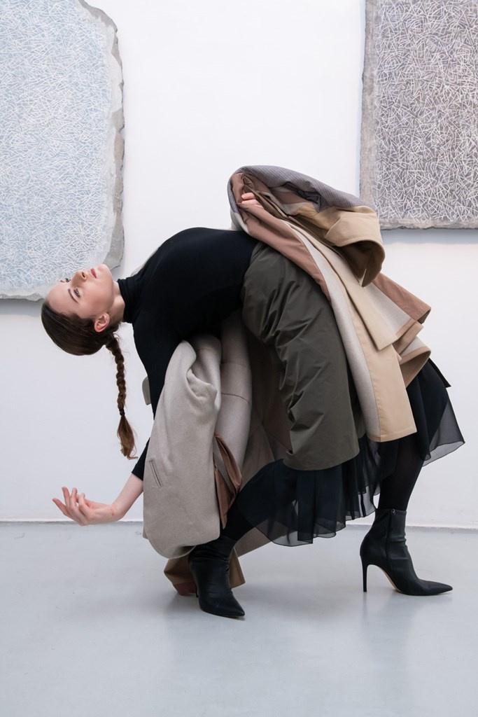 Fotoservizio/FW 20-21/WOMEN/PRESENTAZIONE/FRANCESCA MARCHISIO/DP2/4