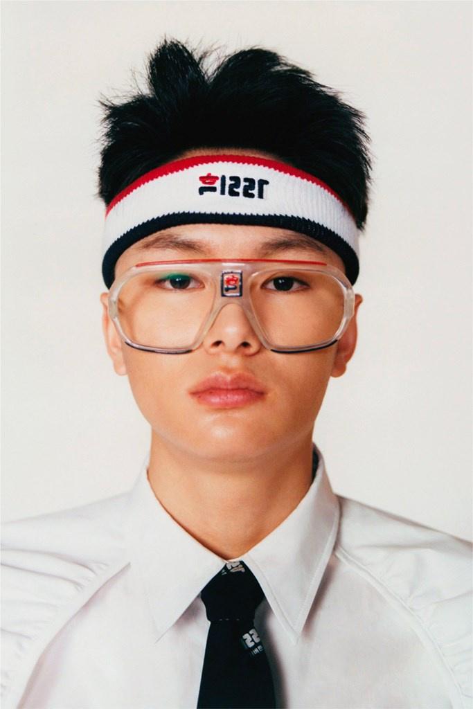 Fotoservizio/FW 21-22/WOMEN/PRESENTAZIONE/PUSH BUTTON FOR FILA KOREA/DP2/17