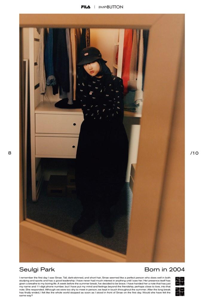 Fotoservizio/FW 21-22/WOMEN/PRESENTAZIONE/PUSH BUTTON FOR FILA KOREA/DP2/28