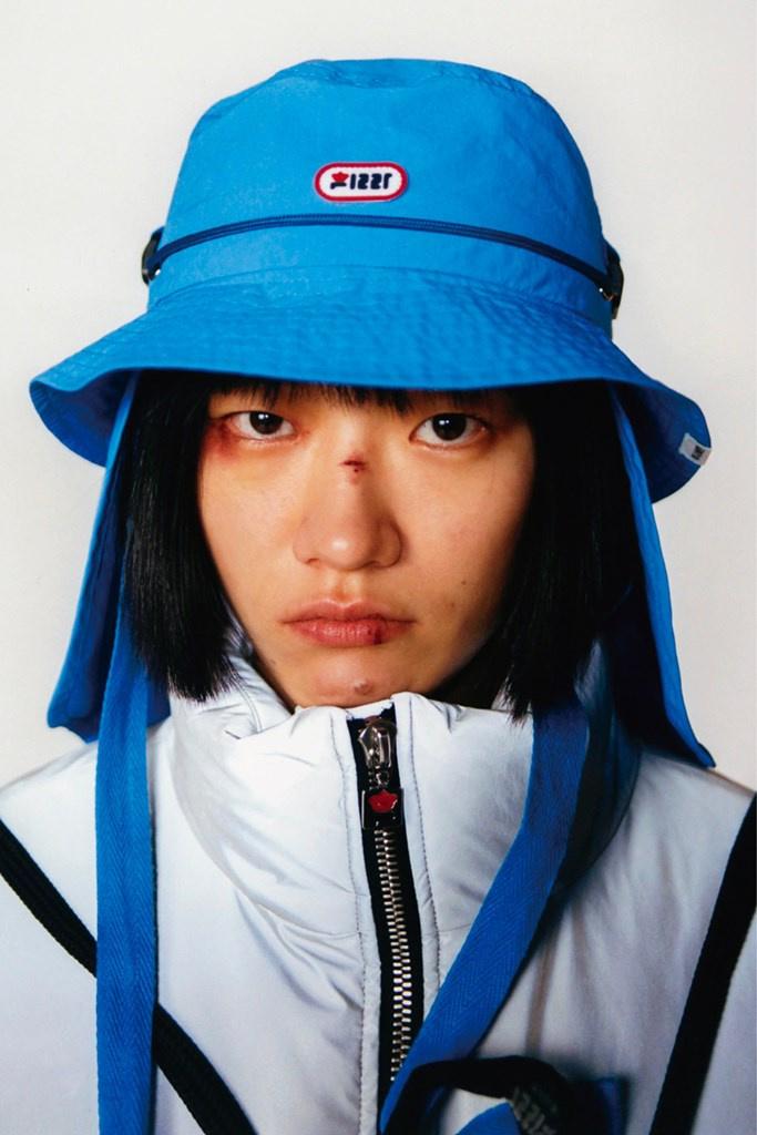 Fotoservizio/FW 21-22/WOMEN/PRESENTAZIONE/PUSH BUTTON FOR FILA KOREA/DP2/37
