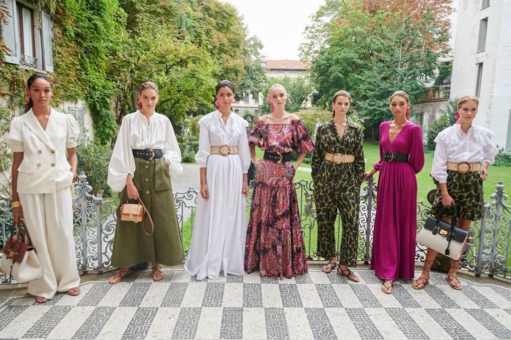 Fotoservizio/SS 2021/WOMEN/PRESENTAZIONE/LUISA SPAGNOLI/DP2/7