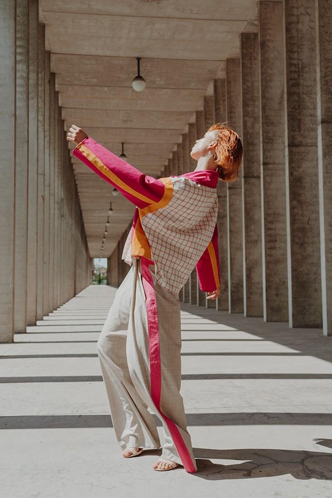 Fotoservizio/SS 2022/WOMEN/PRESENTAZIONE/FRANCESCA MARCHISIO/DP2/5