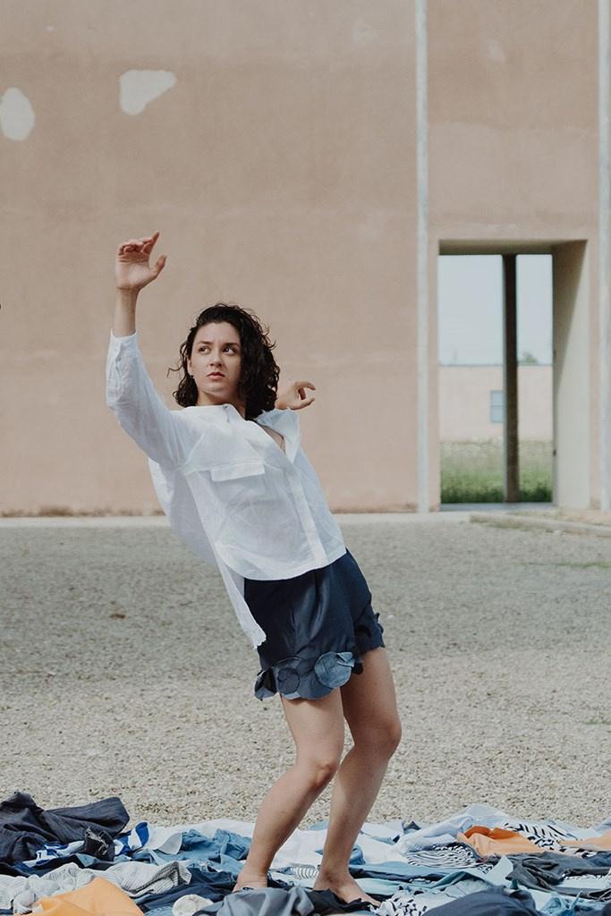 Fotoservizio/SS 2022/WOMEN/PRESENTAZIONE/FRANCESCA MARCHISIO/DP2/16