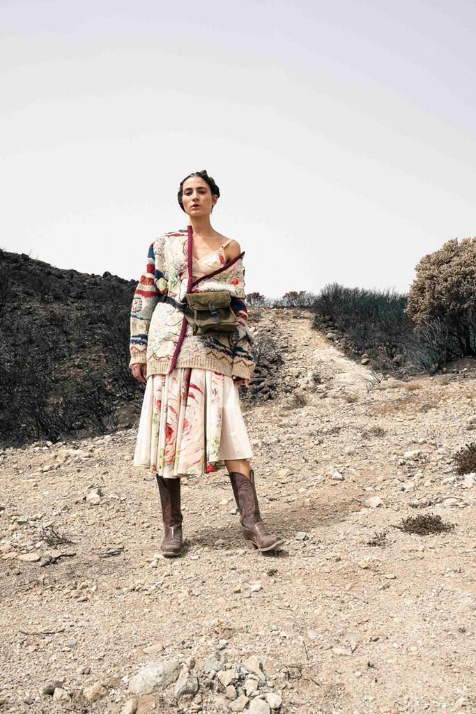 Fotoservizio/SS 2022/WOMEN/SFILATA/ANTONIO MARRAS/DP2/54