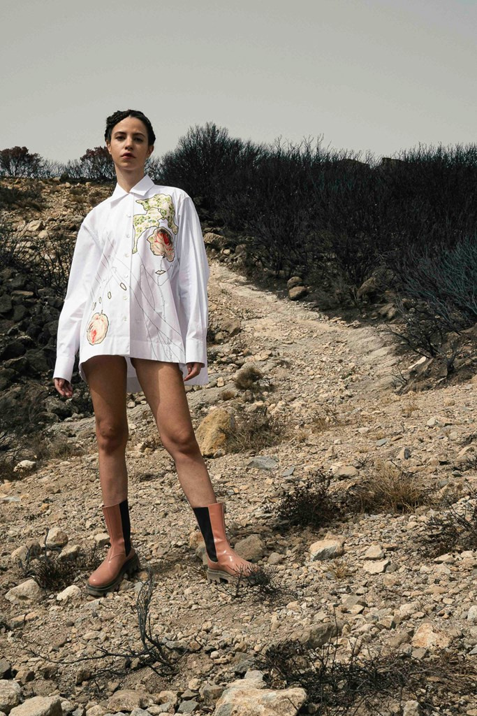 Fotoservizio/SS 2022/WOMEN/SFILATA/ANTONIO MARRAS/DP2/45